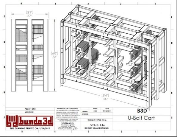 U-Bolt Cart DRAFT Drawings - Kris Bunda