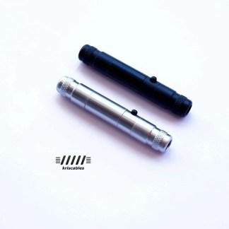 Mini XLR 4 Pin Connector