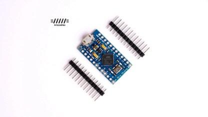 Pro Micro microcontroller