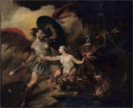 spiritual warfare by Kris Cantu