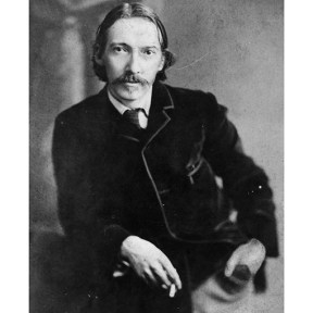 circa 1880: Scottish novelist, poet and traveller Robert Louis Stevenson (1850-1894). He was born in Edinburgh, and after considering professions in law and engineering, he pursued his interest in writing. A prolific literary career ensued, which flourished until his death in Samoa in 1894. Among his most famous works are 'Kidnapped', 'Treasure Island' and 'The Strange Case of Dr Jekyll and Mr Hyde'. (Photo by Hulton Archive/Getty Images)