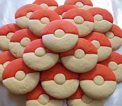 Pokeball Cookies B