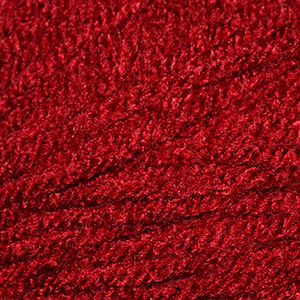 Quilt-Match afghan (cranberry)