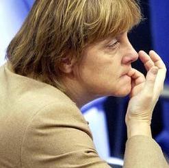 Iran-Konflikt: Merkel zeigt einmal mehr, dass sie eine Marionette der USA ist