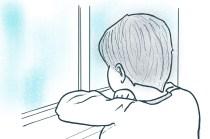 Barn i sorg og krise. Snakke med barn om selvmord. Reaksjoner og etterreaksjoner hos barn og unge. Klinikk for krisepsykologi. Psykologsenter Bergen. Psykologfellesskap. Kriseberedskap, krisehåndtering, kriseledelse, krise, krisesenter, traumeterapi, traumepsykologi, traumebehandling, traumer, traumesymptomer, kurs, veiledning, undervisning, beredskap, beredskapsledelse, beredskapsavtale bedrift, debriefing, kollegastøtte, kollegastøtteordning, sakkyndig arbeid, spesialisterklæring, individualterapi, gruppeterapi, parterapi, komplisert sorg, sorgterapi. Etterlatte, død, dødsfall, sosial nettverksstøtte. Sorgprosess. Sorgreaksjoner. Takle bearbeide sorg. Illustrasjon.