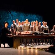 The Messiah- Bristol Old Vic Photo by Jack Offord