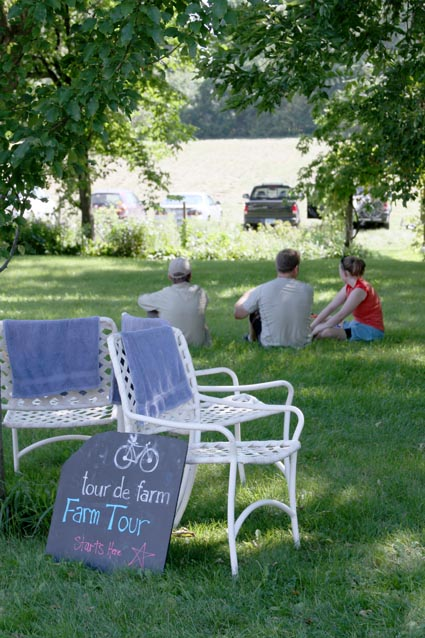 Tour de Farm :: Riverbend Picnic