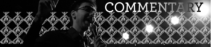 Commentary by Comedian Krish Mohan