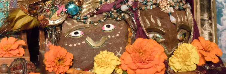 Getting angry with Krsna