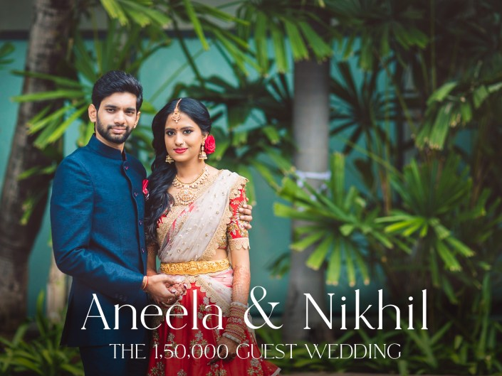 Aneela + Nikhil | Big Fat Indian Wedding
