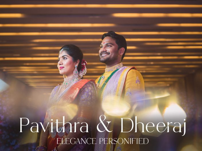 Pavithra+Dheeraj | Telugu Wedding at JRC Conventions & Trade Fairs