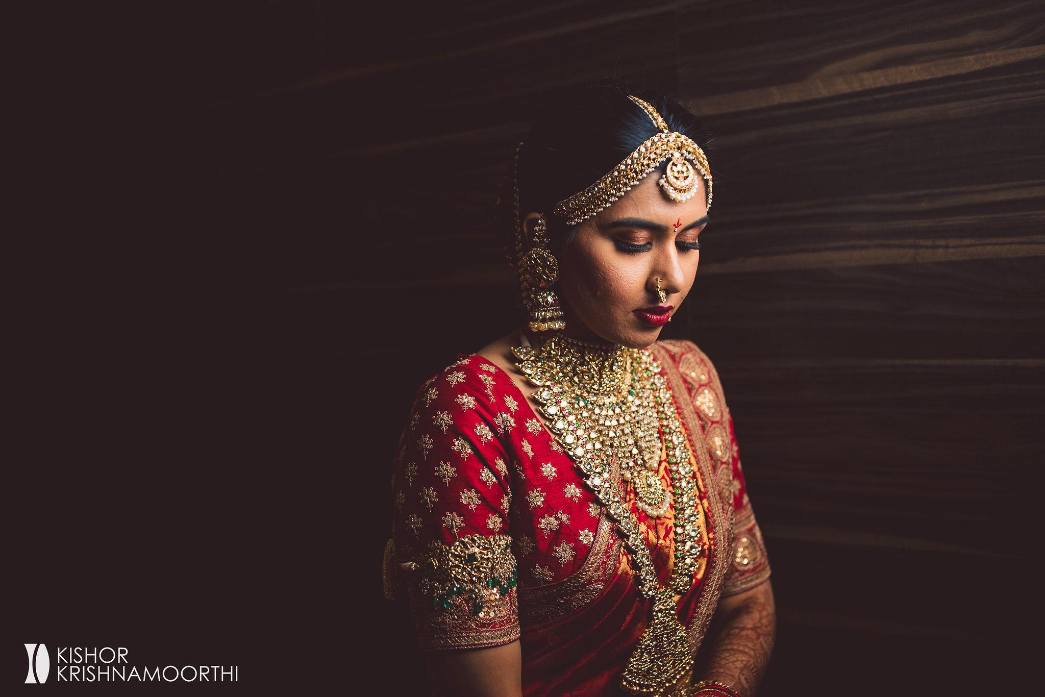 bridal-look-beautiful-pellikuthuru-pelli-wedding-day-look-awesome-jewellry-telugu-wedding-south-indian-kishorkrishnamoorthi-sabyasachi