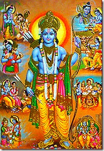 Lord Rama and His pastimes