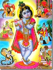 Krishna is Bhagavan