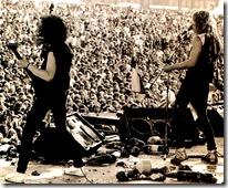 Metallica at Donington