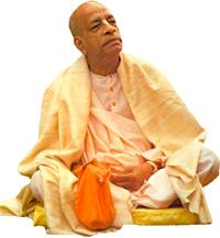 Shrila Prabhupada - ideal spiritual master