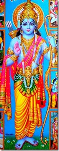Lord Rama - Purushottama