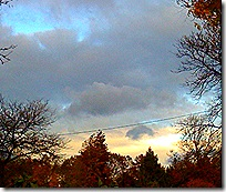 The dark raincloud