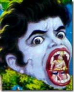 Hanuman and Surasa