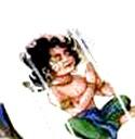 Prahlada concentrating on Vishnu