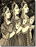 Dasharatha's queens
