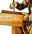 writing - scroll