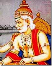 King Dasharatha
