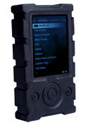 [Zune with Speck Toughskin case]