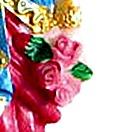[Sita Devi holding flower]