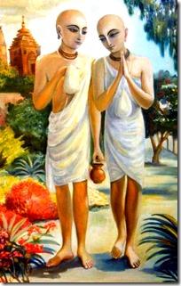 [Rupa and Sanatana Gosvami]