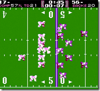 [Tecmo Bowl video game]