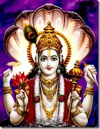 [Lord Vishnu]