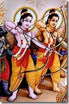 [Rama and Lakshmana]