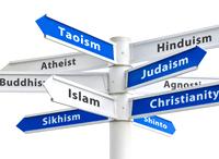 [Different religions]