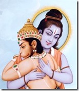[Rama with Hanuman]