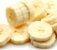 [banana slices]