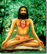 [meditational yoga]