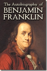 [Benjamin Franklin Autobiography]