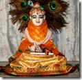 [Krishna as a student]