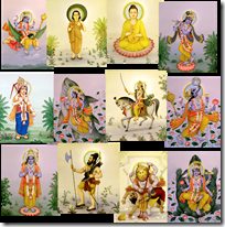 [Krishna avataras]