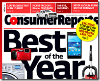 [Consumer reports]