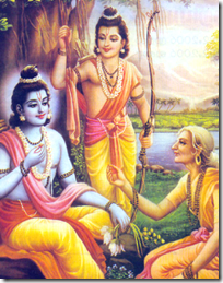 [Rama meeting Shabari]
