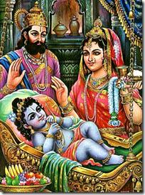 [Shri Rama with parents]