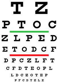 [eye exam]
