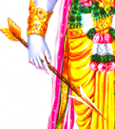 [Shri Rama's arrow]