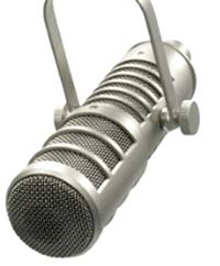 [radio microphone]