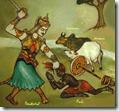[Parikshit and Kali]