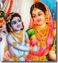 [Yashoda and Krishna]
