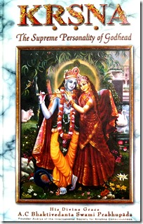 [Krishna book]