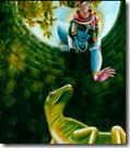 [Krishna saving King Nriga]